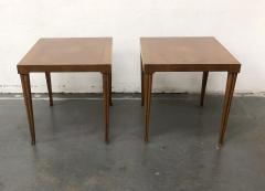 T H Robsjohn Gibbings Rare Pair Robsjohn Gibbings Side Tables - 2168415