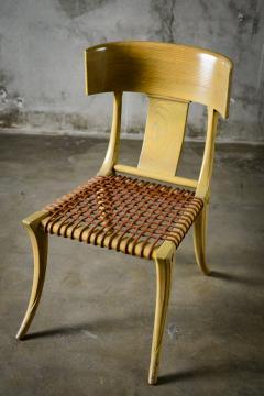 T H Robsjohn Gibbings Robsjohn Gibbings Pair of Klismos Chairs - 445462