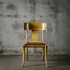 T H Robsjohn Gibbings Robsjohn Gibbings Pair of Klismos Chairs - 445463