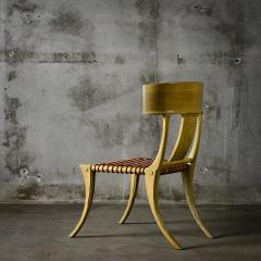 T H Robsjohn Gibbings Robsjohn Gibbings Pair of Klismos Chairs - 445465