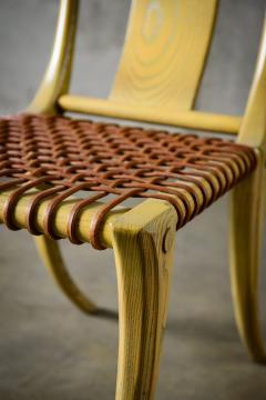 T H Robsjohn Gibbings Robsjohn Gibbings Pair of Klismos Chairs - 445467