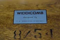 T H Robsjohn Gibbings Robsjohn Gibbings for Widdicomb Klismos Leg Side or Cocktail Table - 1861121