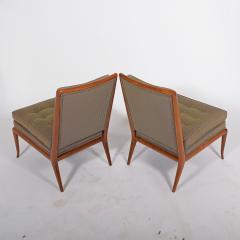 T H Robsjohn Gibbings T H Rabjohn Gibbings slipper chairs for Widdicomb Furniture Co  - 1579491
