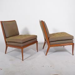 T H Robsjohn Gibbings T H Rabjohn Gibbings slipper chairs for Widdicomb Furniture Co  - 1579492