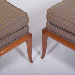 T H Robsjohn Gibbings T H Rabjohn Gibbings slipper chairs for Widdicomb Furniture Co  - 1579493