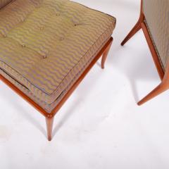 T H Robsjohn Gibbings T H Rabjohn Gibbings slipper chairs for Widdicomb Furniture Co  - 1579494