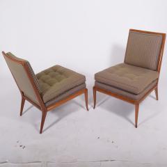 T H Robsjohn Gibbings T H Rabjohn Gibbings slipper chairs for Widdicomb Furniture Co  - 1579495