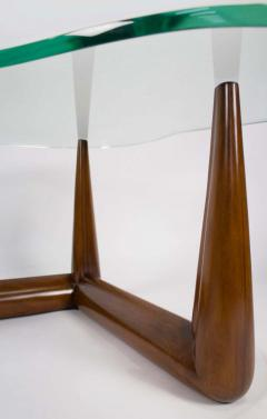 T H Robsjohn Gibbings T H Robsjohn Gibbings Biomorphic Table w Interesting Anecdote of Isamu Noguchi - 1507037