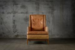 T H Robsjohn Gibbings T H Robsjohn Gibbings Lounge Chair - 183487