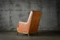 T H Robsjohn Gibbings T H Robsjohn Gibbings Lounge Chair - 183489