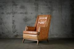 T H Robsjohn Gibbings T H Robsjohn Gibbings Lounge Chair - 183491