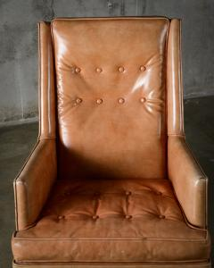 T H Robsjohn Gibbings T H Robsjohn Gibbings Lounge Chair - 183493