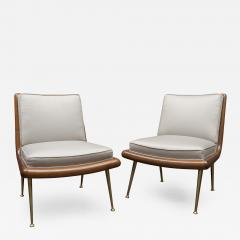 T H Robsjohn Gibbings T H Robsjohn Gibbings Lounge Chairs - 408001
