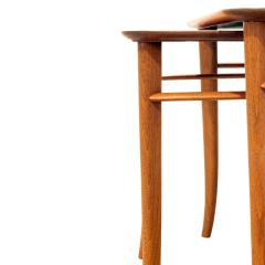T H Robsjohn Gibbings T H Robsjohn Gibbings Pair of Nesting Tables 1950s - 331507