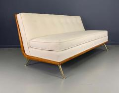 T H Robsjohn Gibbings T H Robsjohn Gibbings Sofa for Widdicomb Model 1727 circa 1956 Midcentury - 1946194