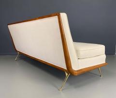 T H Robsjohn Gibbings T H Robsjohn Gibbings Sofa for Widdicomb Model 1727 circa 1956 Midcentury - 1946200
