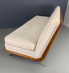 T H Robsjohn Gibbings T H Robsjohn Gibbings Sofa for Widdicomb Model 1727 circa 1956 Midcentury - 1946222