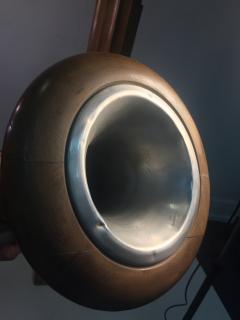 TH Robsjohn Gibbings Extraordinary and Rare Pair of TH Robsjohn Gibbings Torchiere Lamps - 645463