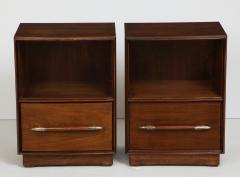 TH Robsjohn Gibbings Pair of Chests by T H Robsjohn Gibbings for Widdicomb - 1014812