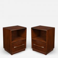 TH Robsjohn Gibbings Pair of Chests by T H Robsjohn Gibbings for Widdicomb - 1015338