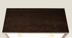 TH Robsjohn Gibbings Pair of Exquisite Parchment Dressers by T H Robsjohn Gibbings  - 820913