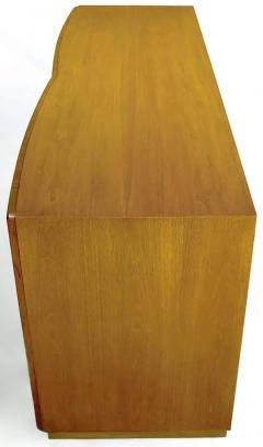 TH Robsjohn Gibbings Rare T H Robsjohn Gibbings Bleached Walnut Dresser for Widdicomb - 266890