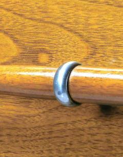 TH Robsjohn Gibbings Rare T H Robsjohn Gibbings Bleached Walnut Dresser for Widdicomb - 266895