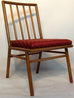 TH Robsjohn Gibbings Set of Six Dining Chairs T H Robsjohn Gibbings for Widdicomb circa 1952 - 570545