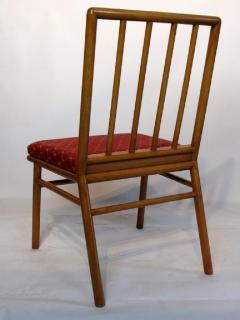 TH Robsjohn Gibbings Set of Six Dining Chairs T H Robsjohn Gibbings for Widdicomb circa 1952 - 570547