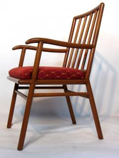TH Robsjohn Gibbings Set of Six Dining Chairs T H Robsjohn Gibbings for Widdicomb circa 1952 - 570548