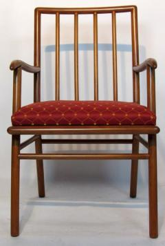 TH Robsjohn Gibbings Set of Six Dining Chairs T H Robsjohn Gibbings for Widdicomb circa 1952 - 570550