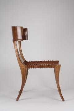 TH Robsjohn Gibbings T H Robsjohn Gibbings for Saridis of Athens Klismos Chair Model 3A - 617535
