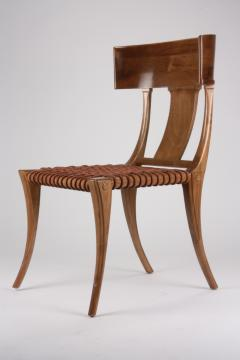 TH Robsjohn Gibbings T H Robsjohn Gibbings for Saridis of Athens Klismos Chair Model 3A - 617536