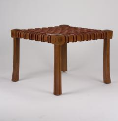 TH Robsjohn Gibbings T H Robsjohn Gibbings for Saridis of Athens Stool Model No 14 - 617793