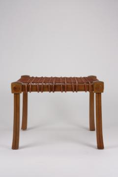 TH Robsjohn Gibbings T H Robsjohn Gibbings for Saridis of Athens Stool Model No 14 - 617795