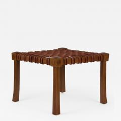 TH Robsjohn Gibbings T H Robsjohn Gibbings for Saridis of Athens Stool Model No 14 - 620223