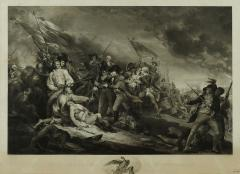 THE BATTLE AT BUNKERS HILL - 1414936