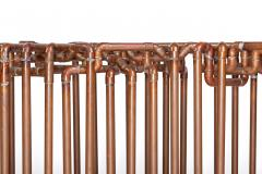 TJ Volonis Bale Bench in Copper by TJ Volonis - 192470
