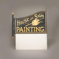 TRADE SIGN HOUSE AND SIGN PAINTING  - 1375154