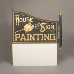 TRADE SIGN HOUSE AND SIGN PAINTING  - 1375159