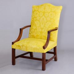 TRANSITIONAL CHIPPENDALE LOLLING CHAIR - 1130972