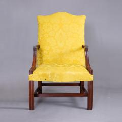 TRANSITIONAL CHIPPENDALE LOLLING CHAIR - 1130974