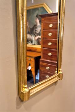 Tabernacle Form Mirror with Eglomise Panel - 1064802