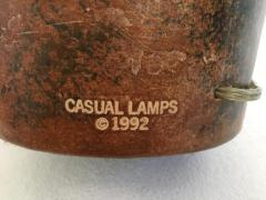 Table Lamp by Casual Lamps of California - 1102178