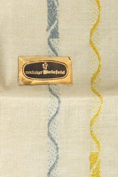 Tablecloth brand Bielefeld 50 s half linen - 1566664