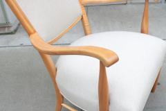 Tall Back Mid Century Armchair - 1554026