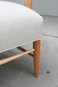 Tall Back Mid Century Armchair - 1554028