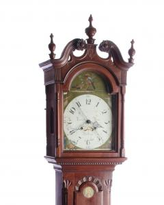 Tall Case Clock by Daniel Rose Reading PA - 332536