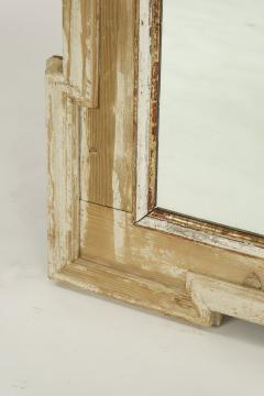 Tall Hand Carved Italian Mirror - 2115706