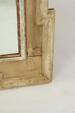 Tall Hand Carved Italian Mirror - 2115707